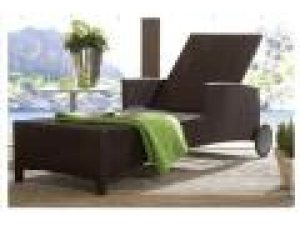 Outdoor Chaise Lounges 604-1012