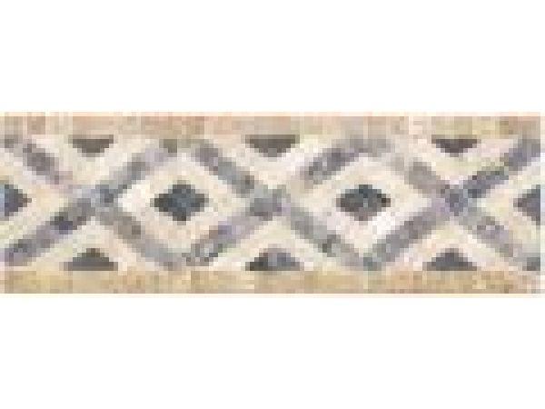 Mosaic Geometric Listello