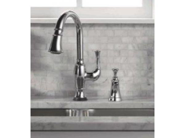 Talo SmartTouch Kitchen Faucet from Brizo