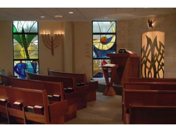 Custom Chapel Design