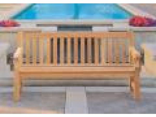Parkside Bench - #2604, #2606