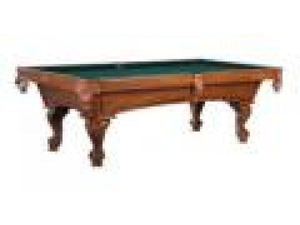 CS106 Billiard Table