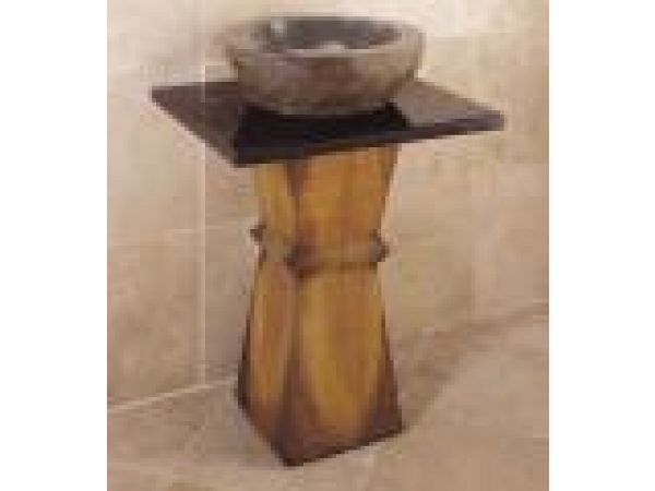 Madera Pedestal
