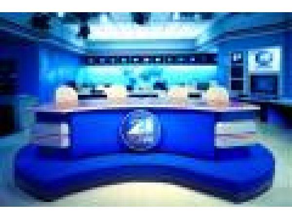 21 Alive TV News Desk*