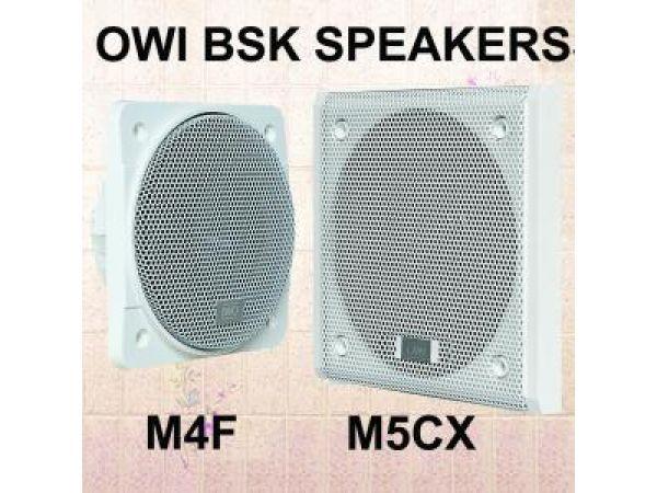 BSK Shower Speakers