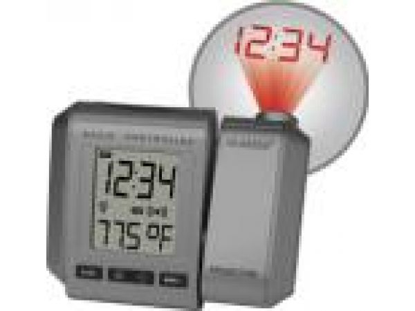 WT-5360Projection Alarm Clock with IN Temp