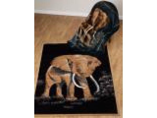 ELEPHANT BLACK UW 820-34599
