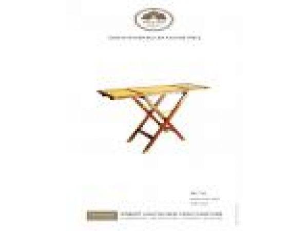 lord ditchner burler folding table