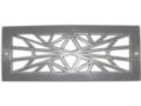 cast aluminum heat register grille-5