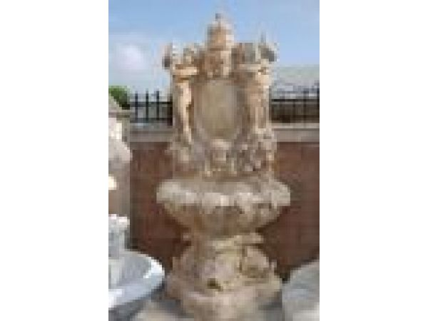 Marble Wall Fountains - WF151