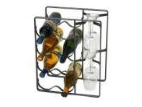 WSR3: Wine & Glass Racks