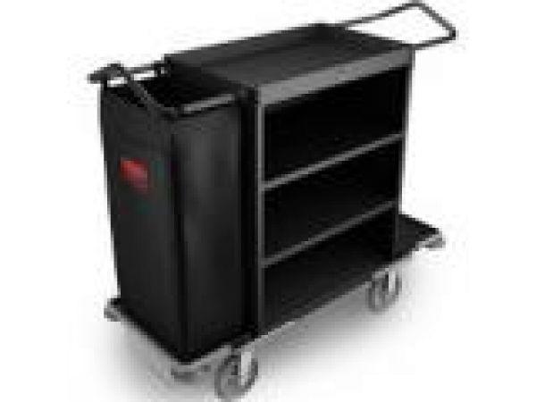 9T63 Deluxe High Capacity Housekeeping Cart