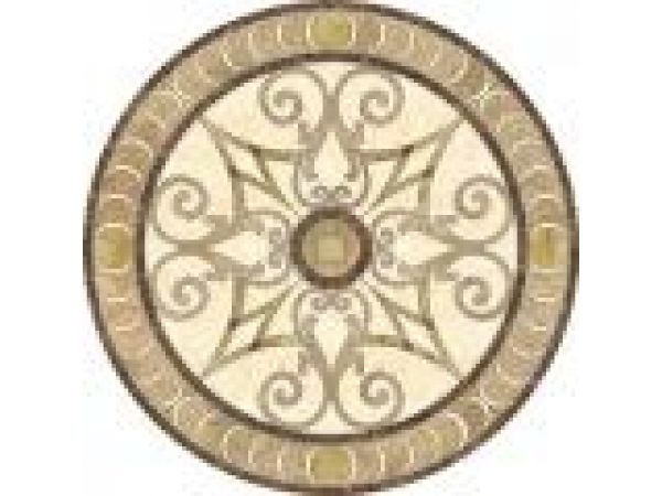Milano medallion