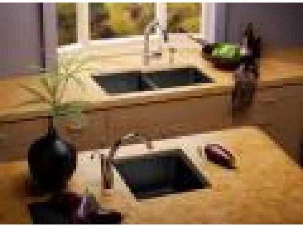e-Granite sink (ELG1515BK)