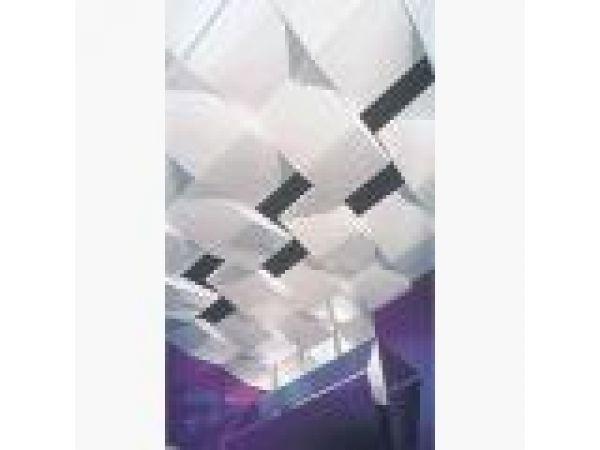Geometrix Metal Ceiling Panels