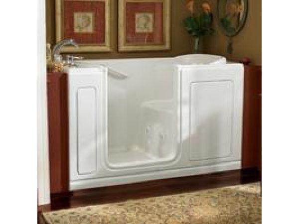 The 6032XL Walk-In Tub for Larger Bathers