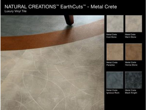 NaturalCreations MetalCrete