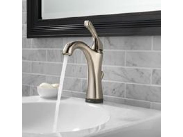 Delta Addison faucet with Touch2O.xt Technology