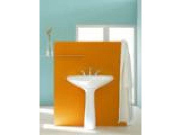 Ethos Collection, Design L Pedestal Lavatory