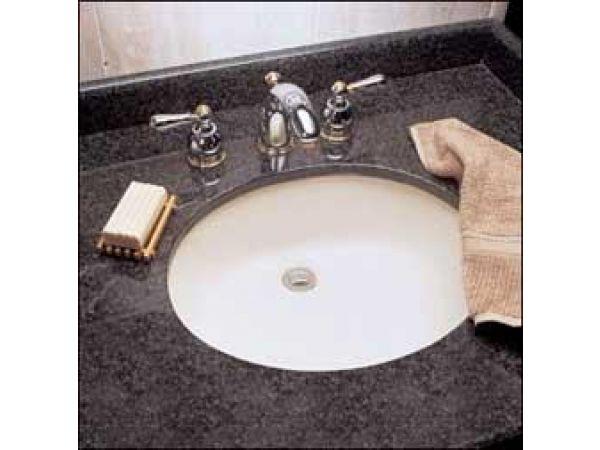 Ovalyn Undercounter Sink