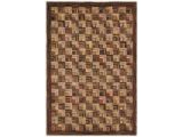 #120 Mill Village, Historic Hooked Rugs