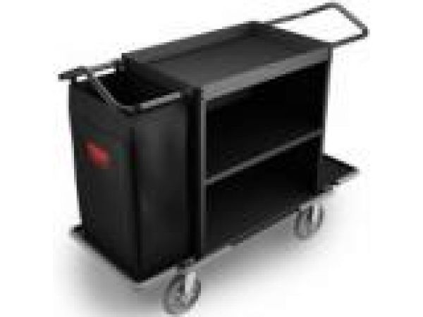 9T62 High Capacity Housekeeping Cart
