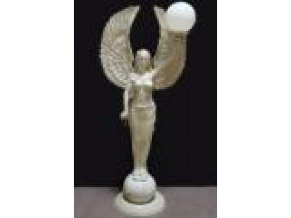 Cast Iron, Bronze & Aluminum Statues - S0011