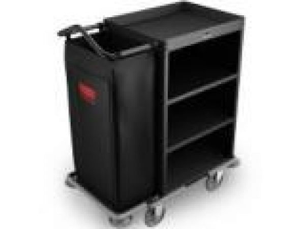 9T61 Deluxe Compact Housekeeping Cart