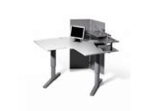 Aura Electrical Sit/Stand workstations