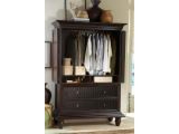 5015 T / Armoire (Top / Hutch)As Clothing Armoire