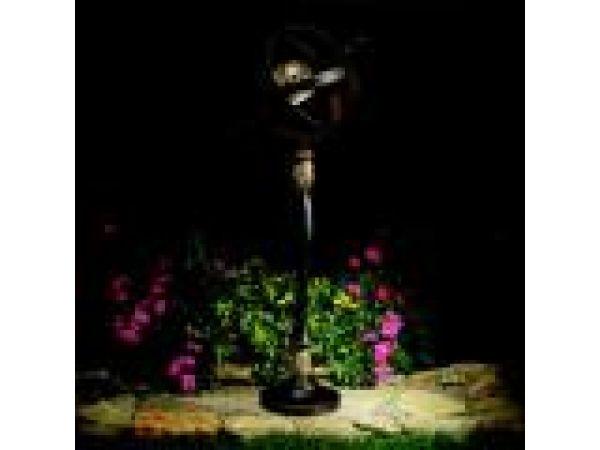 Kichler Aries Manor¢â€ž¢ Garden Armillary