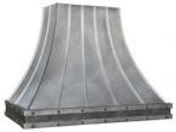 Zinc Standing Seams and Straps