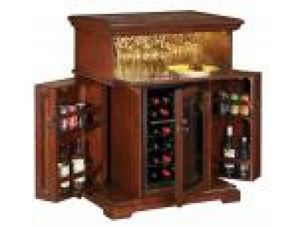 Rosemont Refrigerated Wine Cabinet