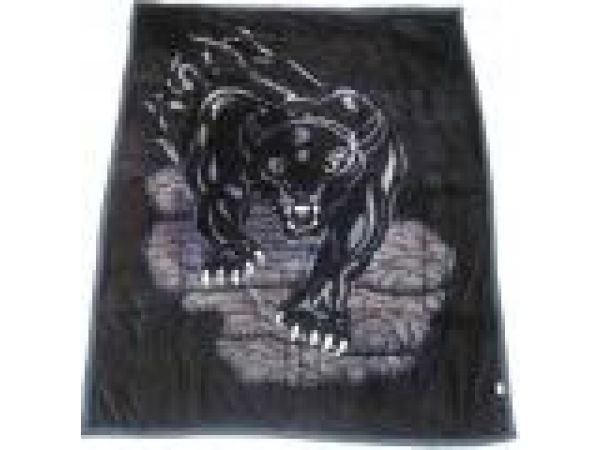 King of the night Blanket