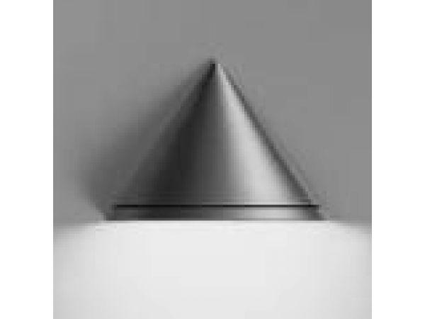 Surface wall - half cone