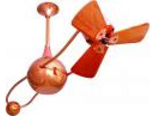 Brisa Polished Copper