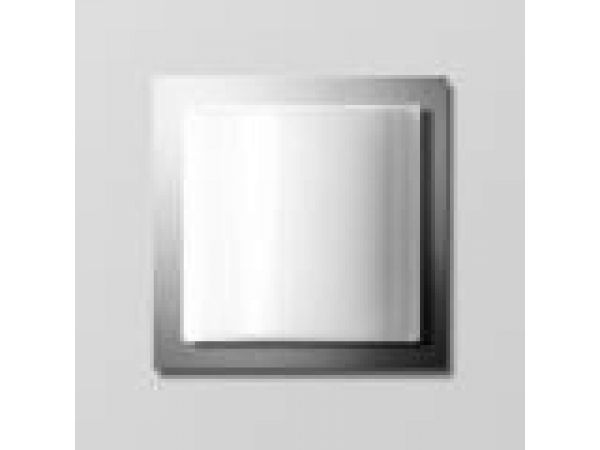 Surface wall and ceiling - stainless steel