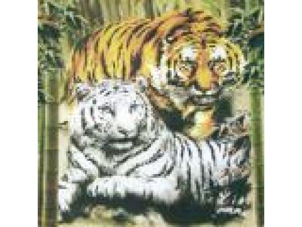 0100-05-21-18-009 TIGERS YELLOW & WHITE