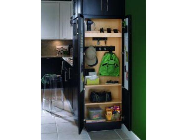 Utility Drop Zone Cabinet