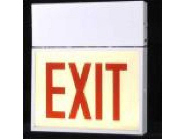 Sure-Lites CHX Chicago LED Exit