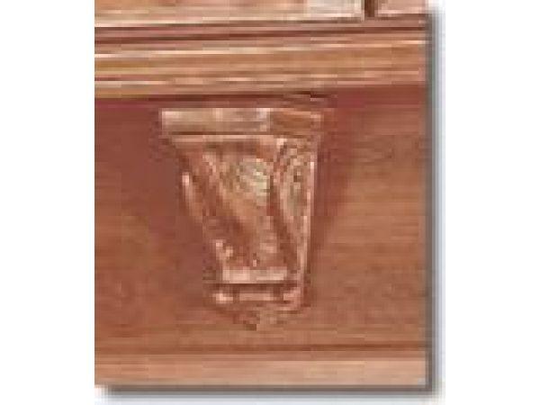 Medium Acanthus Corbal