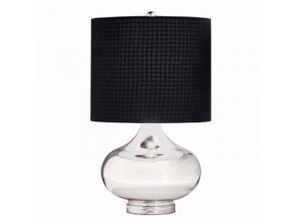 Obsidian Lamp