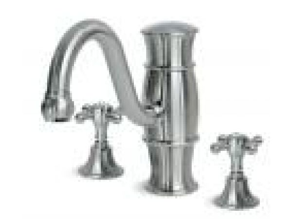 Hamat Country Classic Traditional Wide Spread Design Faucet