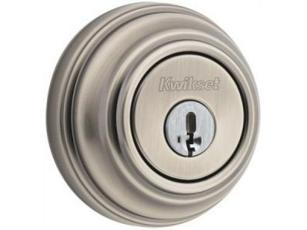 SmartKey Signature Series Deadbolt with BumpGuard