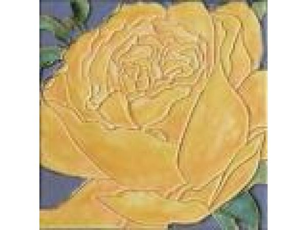 Gift Tiles-8x8 Yellow Rose