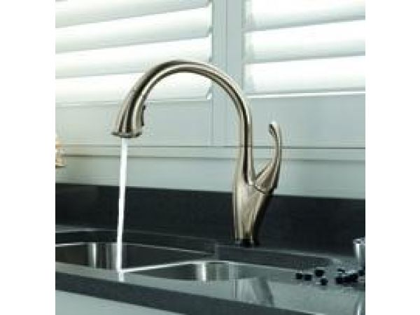 Addison Kitchen Faucet with Touch2O Technology