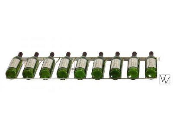 VintageView Wall Mounted Presentation Wine Rack