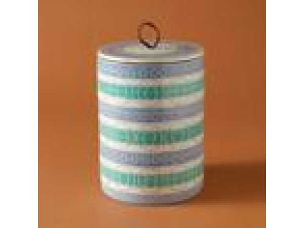Sgraffito Large Canister