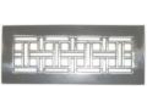 cast aluminum heat register grille-2