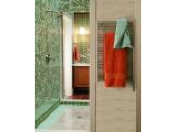 Runtal Fain towel radiator